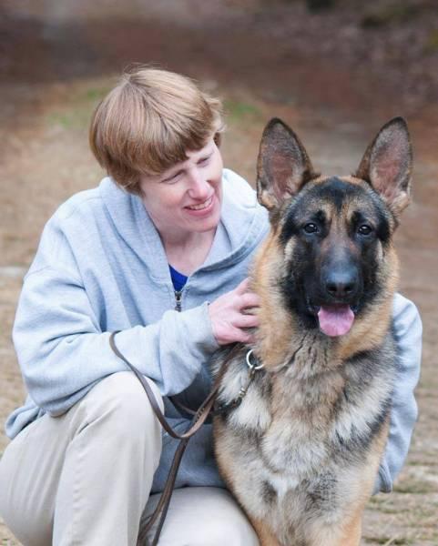 Abijah German Shepherds, Jill Lukasik, NH.